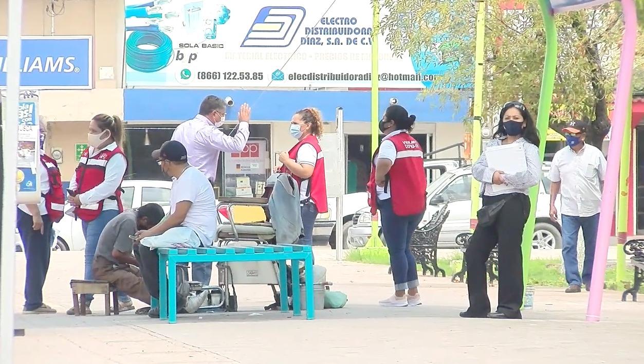 Quieren donar plasma pacientes recuperados de Covid-19 en Frontera