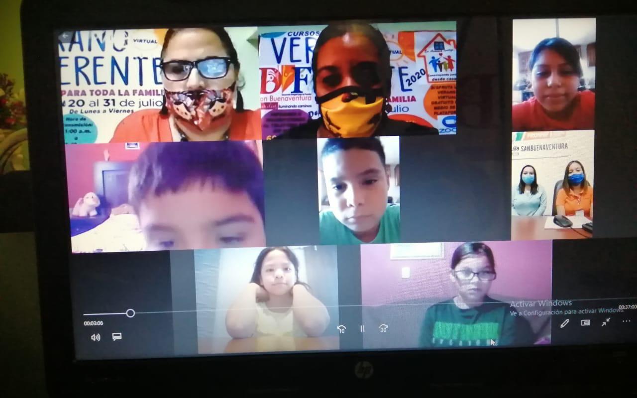 """Presenta Pronnif curso """"derechos y obligaciones de los niños"""" en línea"""