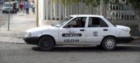 Detienen a taxista ebrio de Monclova en Frontera