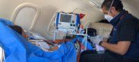 Niño de 6 años con quemaduras graves es trasladado de urgencia de Torreón a Estados Unidos; el 60% de su cuerpo sufrió daños
