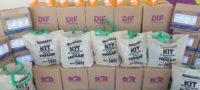 Entrega DIF Coahuila apoyos alimentarios al sistema municipal del DIF Arteaga