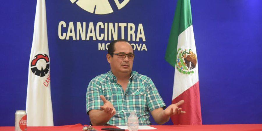 Se adapta sector industrial de Monclova a la nueva normalidad