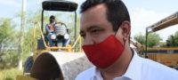 Continua programa de obra pública en Castaños