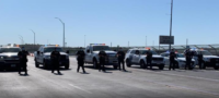 Harán simulacro anti-motines en Puente Internacional Dos a Eagle Pass; piden a la ciudadanía no alertarse
