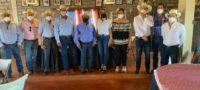 Piden apoyo a senadora asociación de ganaderos de Múzquiz