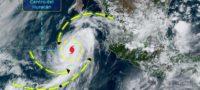 'Elida' ya es huracán categoría 1; está en el Pacífico frente a Baja California Sur