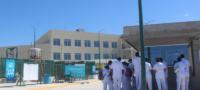 Nueva área COVID en el Hospital Regional de Acuña