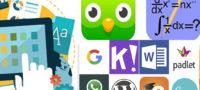 Apps y herramientas digitales para maestros y alumnos ante el regreso a clases a distancia