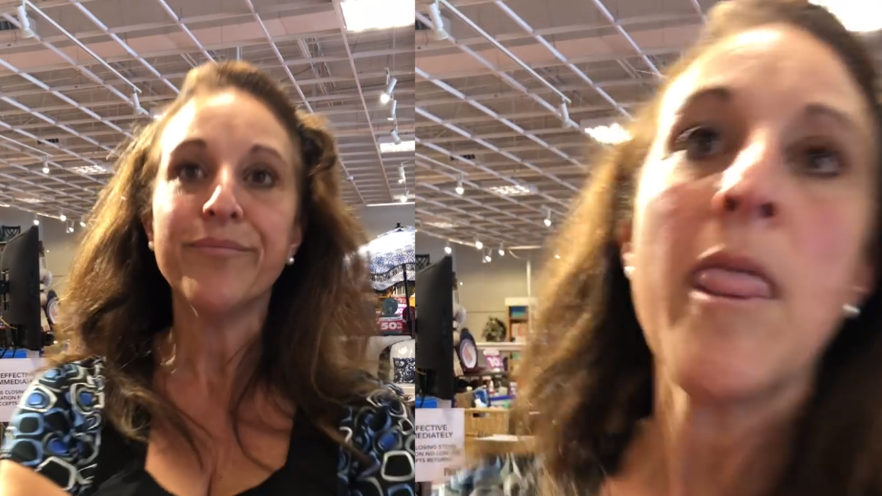 Arrestan a mujer por toser a propósito a una persona en la cara en Florida, EUA.