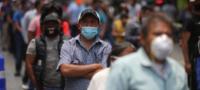 Suma México 585 mil 738 contagios y 63 mil 146 muertes a seis meses del primer caso reportado por COVID-19