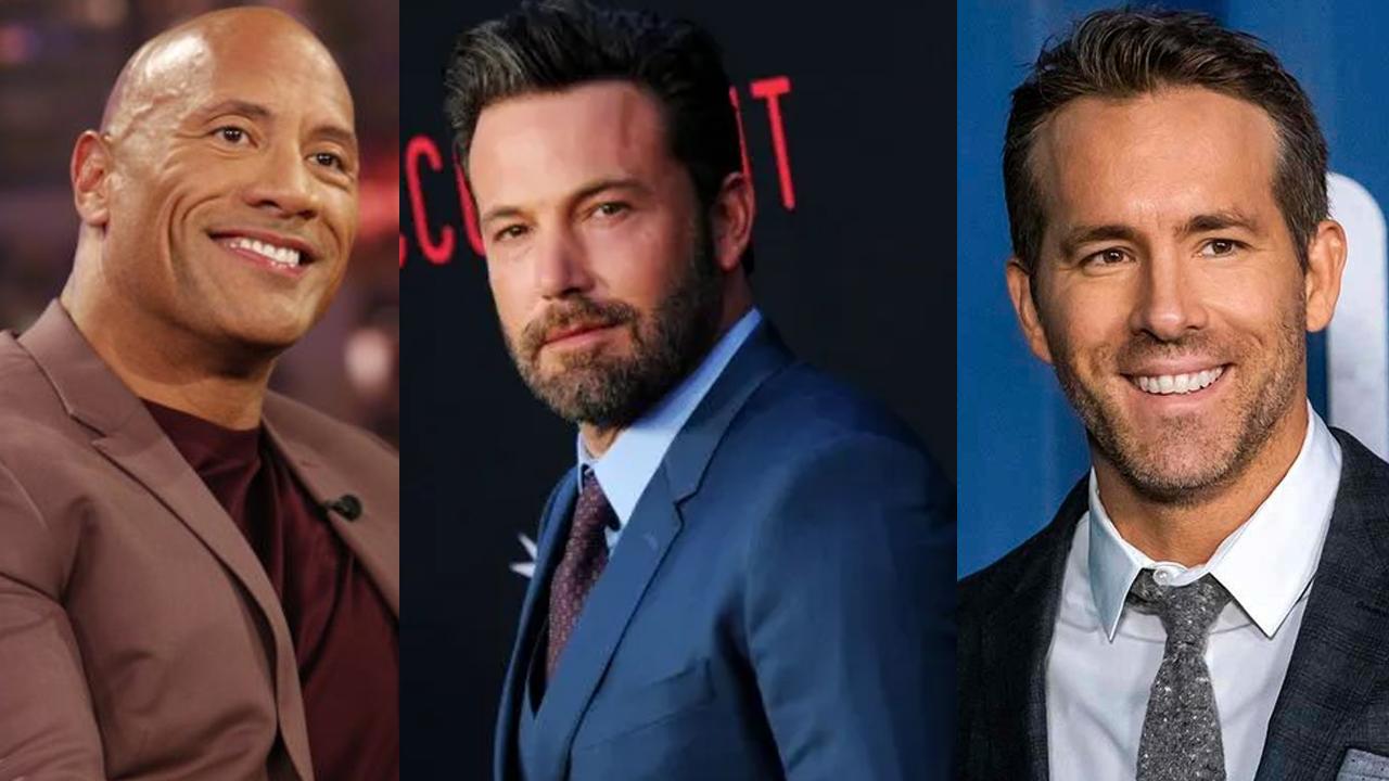Sabes quiénes son los 10 actores mejor pagados en Hollywood? Aquí ...