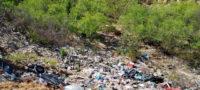 Calles de Ramos Arizpe se convierte en un basurero