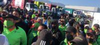 Detienen labores de recolección de basura en Saltillo por manifestación de los trabajadores