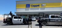 Roban Coppel Portales en Saltillo; ladrones se dieron a la fuga