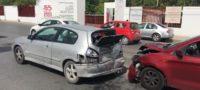 Imprecavido conductor choca por alcance en Bulevar Pape y Ejército Mexicano de Monclova