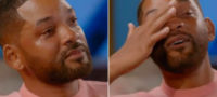 Will Smith es golpeado por Jason Derulo.