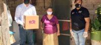 Continúa Dif Coahuila entregando apoyos alimentarios a través del programa AMA