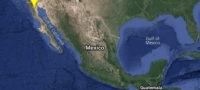 Sacude sismo magnitud 5.2 a Baja California