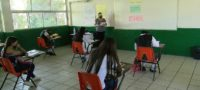 De manera presencial alumnos del Conalep Monclova se preparán para sus clases virtuales
