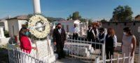 Conmemoran aniversario luctuoso del Coronel Ildefonso Fuentes en Castaños