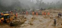 Deslave en la India deja 43 muertos