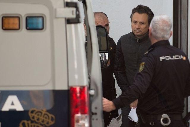Emilio Lozoya sale del hospital tras 15 días de estar internado