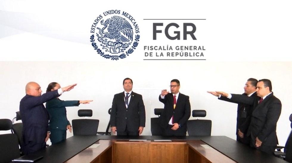 Pese a la investigación de los nexos de Genaro García Luna con el narcotráfico, dos de sus colaboradores fueron contratados por la FGR