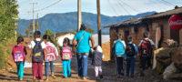 Tan solo 5 de 37 familias indígenas de Hidalgo tienen televisión: comunidades rurales son olvidadas en regreso a clases a distancia