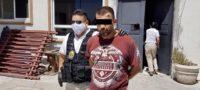 Detenido el homicida que navajeo 7 veces a su amigo en Acuña