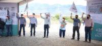 Avanzan obras de paso vehícular en la colonia Mirasierra en Saltillo