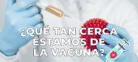Vacuna contra COVID-19 se comenzara a distribuir el 10 de Agosto
