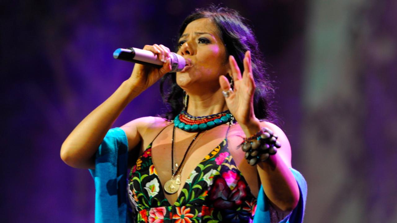 ¿Dónde ver el concierto de Lila Downs para celebrar la independencia de México?