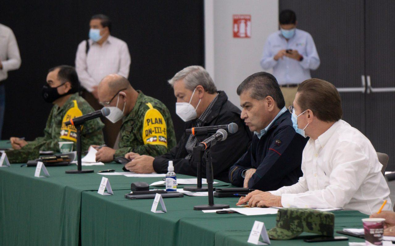 Respaldan Durango y Coahuila modelo único de seguridad