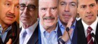 ¿Salinas, Zedillo, Fox, Calderón y Peña irán a la juicio en 20 días?: Comienza cuenta regresiva para consulta ciudadana