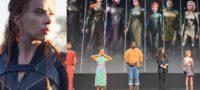 """posponen estreno de """"Black Widow"""" para mayo de 2021 y """"Eternals"""" para noviembre de 2021"""