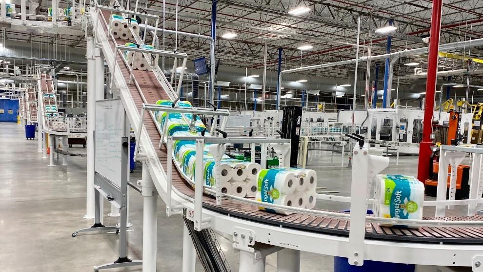 """Papel de baño """"Regio"""" llega a Estados Unidos ante demanda de Covid-19"""