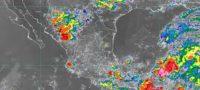 Frente Frío No 4 traerá fuertes lluvias y vientos torrenciales en varios estados del país