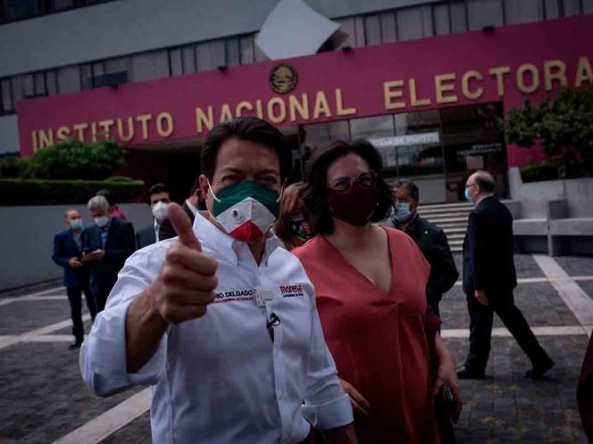 71 morenistas van por la dirigencia de Morena: INE aprobó sus candidaturas