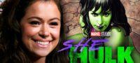Marvel elige a Tatiana Maslany para protagonizar 'She-Hulk'