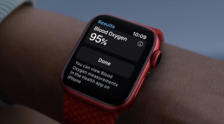 Nuevo Apple Watch 6 con medición de Oxigeno