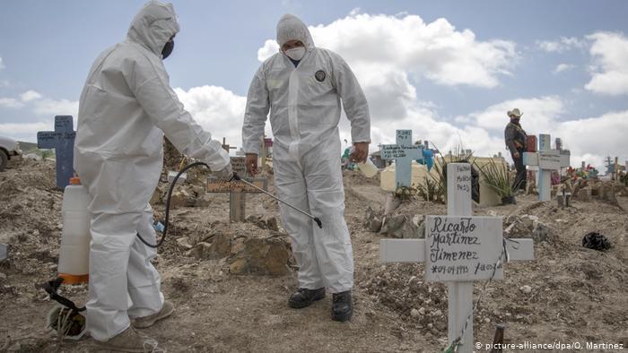 Coronavirus: cuarta causa de muerte en México; ha 'asesinado' a casi 80 mil personas en el país
