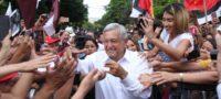 AMLO es el tercer líder político más amado del mundo: Morning Consult