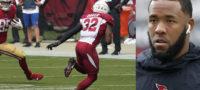 Jugador de Cardinals denuncia racismo por seguidores en la NFL