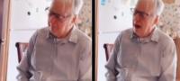 Agradecen a abuelito repartidor de pizzas con propina de 12 mil dólares