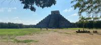 Abren Chichén Itzá luego cerrarlo durante 6 meses por la pandemia del Covid-19