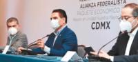 """Respalda Alianza Federalista a Chihuahua: """"La seguridad debe de ser prioridad para todos"""", aseveraron"""