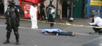 Ultiman a balazos a ladrón tras asalto en la Ciudad de México.