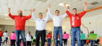 El líder nacional del PRI, Alito Moreno, respaldó a Chuma Montemayor