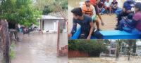 Emiten declaratoria de emergencia a nueve municipios de Oaxaca por lluvias y deslaves