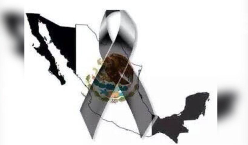 Luto Nacional: En México estamos de duelo, no hay nada que celebrar el Día de la Independencia